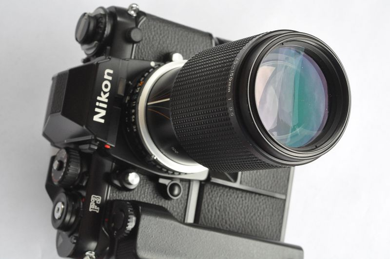 Workshop analoge Nikon Kameras - F3 / FM2 / FE2 / FA und manuelle Objektive