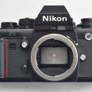 Nikon F3 Profikamera analog - Zustand A TOP Nikon F3 TOP