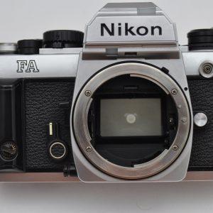 Nikon FA - Multiautomat - Matrixmessung - Titanverschluss