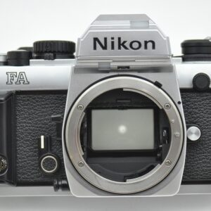 Nikon - FA- Multiautomat Matrixmessung Titanverschluss