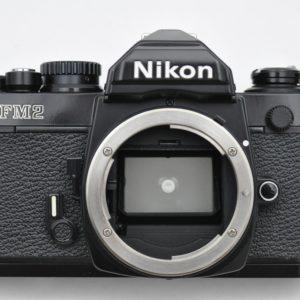 Nikon FM2n - rein mechanischer Schlitzverschluss - Perfekt erhalten