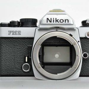 Nikon FM2n - rein mechanischer Schlitzverschluss - Zustand A-
