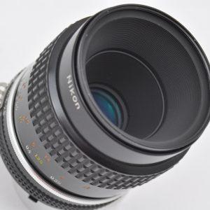 Nikon Micro Nikkor 55mm 2.8 AIS Objektiv - Top Bildqualität