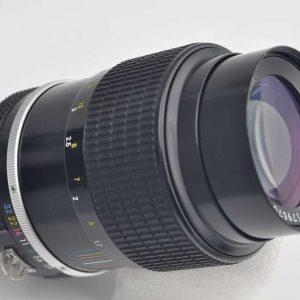 Nikon Nikkor 135mm 3.5 AI- TOP - herausragende Schärfeleistung