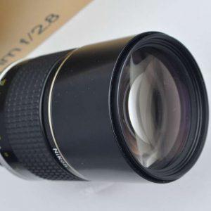 Nikon 180mm ED 2.8 AIS manuelles super scharfes Objektiv Zustand A