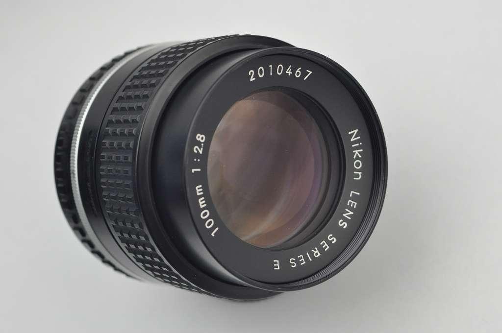 Nikon 100mm Serie E 2.8 AIS Top Bildqualität Zustand A/A+