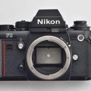Nikon F3 Profikamera analog - Zustand A-/A TOP Nikon F3