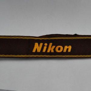Nikon Schulterriemen Neckstrap bordeaux breit AN-6W TOP
