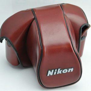 Bereitschaftstasche - CF-22 für Nikon F3HP- sehr guter Zustand A/A+ mit leichten Gebrauchsspuren