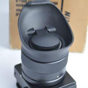 Nikon Lupensucher DW-4 für Makro- und Reprofotografie TOP in OVP