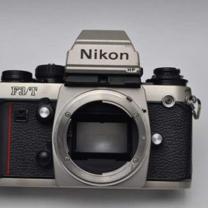 Nikon F3T Profikamera Zustand A analog fotografieren - gut erhalten
