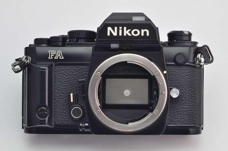 Nikon - FA- Multiautomat Matrixmessung Titanverschluss Zustand A/A+