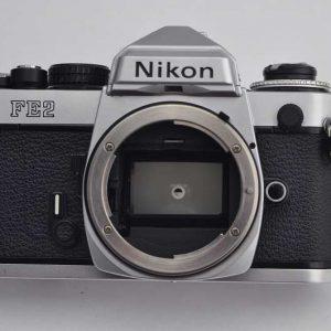 Nikon-FE2 geringe Gebrauchsspuren - Zustand A