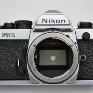 Nikon FM2 - Zustand A analog pur - rein mechanisch - 1/4000 Sekunde