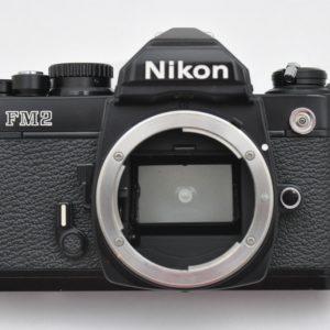 Nikon FM2n - analog pur - rein mechanisch - 1/4000 Sekunde - TTL-Messung - alle Autofokusobjektive bis zur S-Serie verwendbar