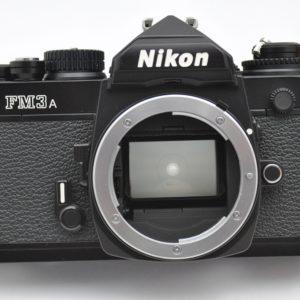 Nikon FM3A - Zustand A/A+