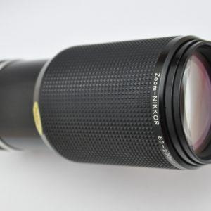 Nikon 80-200mm 4.0 AIS Objektiv - Top Bildqualität - Zustand A+ ohne ZOOM CREEPING - überragende Schärfeleistung