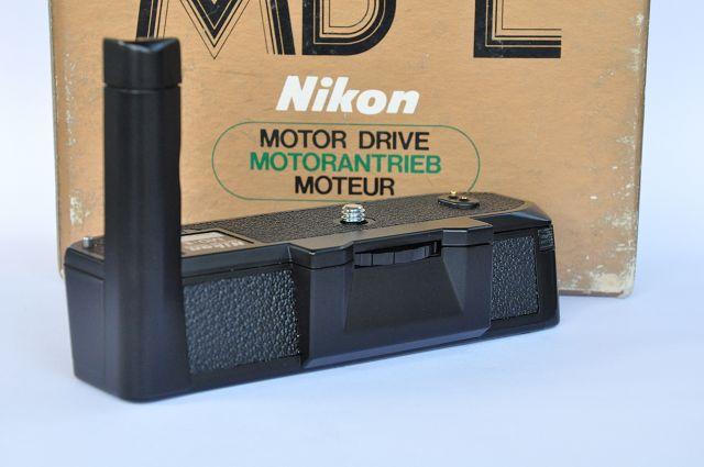 Nikon Motor MD-E mit OVP TOP