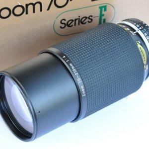 Nikon 70-210mm Serie E 4.0 AIS TOP