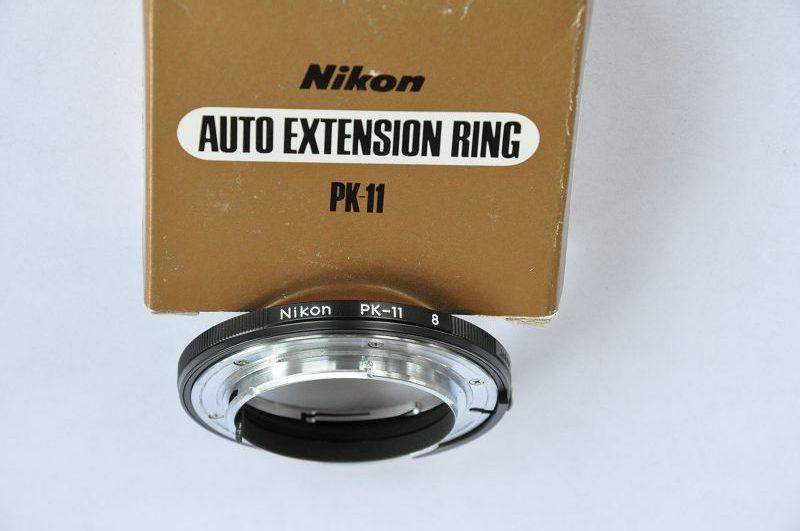 Nikon PK-11 Automatik-Zwischenring