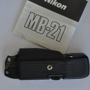 Nikon MB-21 High-Speed Batterie Pack