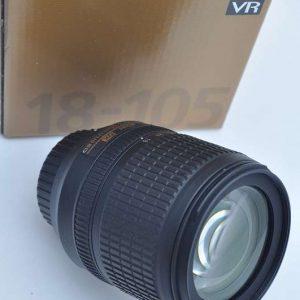 Nikon AF-S Nikkor 18 - 105mm G ED VR leise-schnell-super Bildqualität
