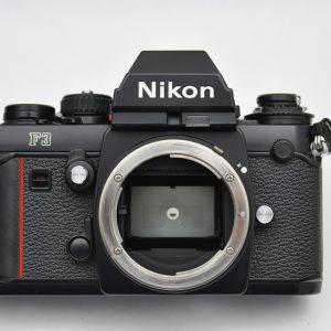 Nikon F3-- Kamera-analog-geringe Abnutzungsspuren-Zustand A