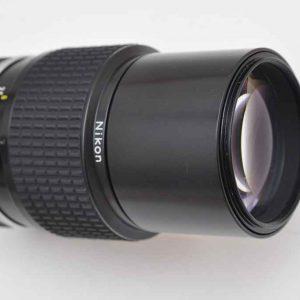 Nikon Nikkor 200mm 4.0 - AI Zustand A/A+ geringste Abnutzungsspuren
