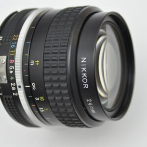 Nikon Nikkor 24mm 2.0 AI Objektiv - TOP - überragende Schärfeleistung