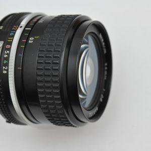 Nikon Nikkor 24mm 2.8 - AI Objektiv Zustand A/A+ TOP