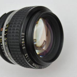 Nikon Nikkor 50mm 1.2 - AIS herausragendes sehr schönes Bokeh