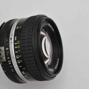 Nikon Nikkor 50mm 1.4 AIS Zustand A/A+ hervorragende Bildqualität