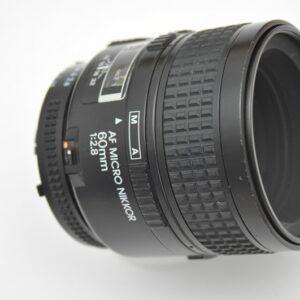 Nikon Micro Nikkor 60mm 2.8 - AF TOP Zustand A-