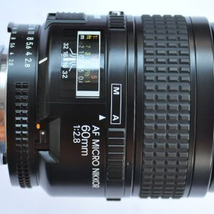 Nikon Micro Nikkor 60mm 2.8 - AF TOP Zustand A/A+