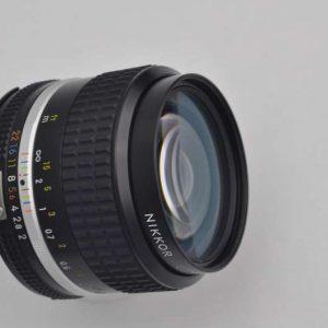 Nikon Nikkor 35mm 2.0 AIS Objektiv - Zustand A/A+ TOP
