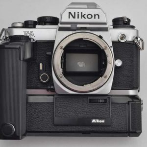 Kameraset Nikon FA - MD-15 - Multiautomat - Matrixmessung