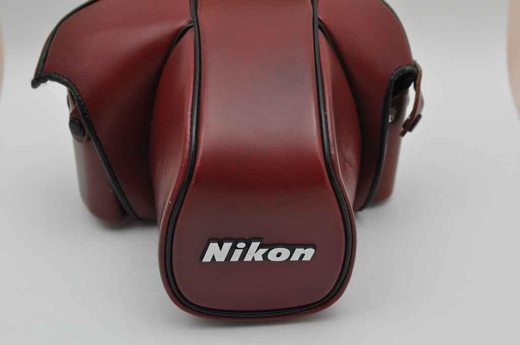 Bereitschaftstasche - CF-22 für Nikon F3HP- sehr guter Zustand A mit leichten Gebrauchsspuren