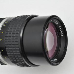 Nikon Nikkor 105mm 2.5 AIS Die Legende herausragende Bildschärfe