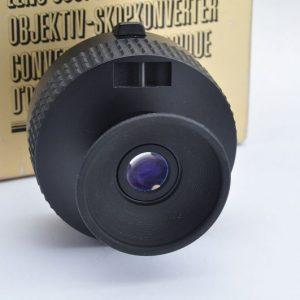 Nikon Lens Scope Teleskopkonverter - Vergrößerung entspricht 1/10 der Brennweite TOP