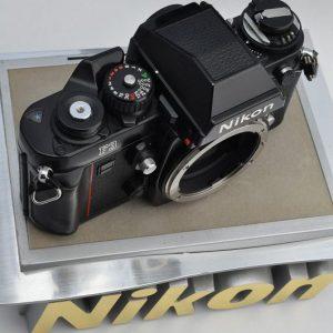 Nikon F3- In OVP -TOP - Lichtdichtungen und Spiegeldämpfer perfekt