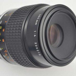Nikon Micro Nikkor 105mm 4.0 AI-absolut scharf-keine Bildfeldwölbung
