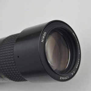 Nikon Mikro Nikkor 200mm 4.0 AI optisch herausragend - TOP