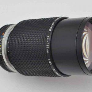 Nikon Nikkor 50-135mm 3.5 AIS - Schiebezoom - Zustand A/A+