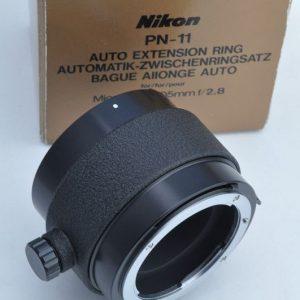 Nikon PN-11 Zwischenring ist im Zustand A/A+ TOP - für Maßstab 1:1