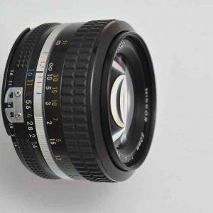Nikon Nikkor 50mm 1.4 -AI- Zustand A-/A herausragende Bildqualität