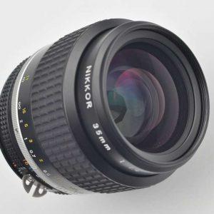 Nikon Nikkor 35mm 1.4 - AIS Objektiv - Zustand A/A+ Top Bildqualität