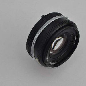 Nikon Nikkor 50mm 1.8 AIS - Pancake Objektiv - Zustand A/A+ Top - herausragende Bildqualität - geringste Baugröße eines 50mm Nikkors