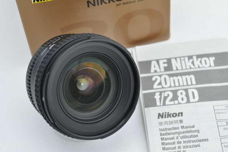 Wie gut arbeiten die alten Nikon AIS Objektive an digitalen Kameras? Teil I