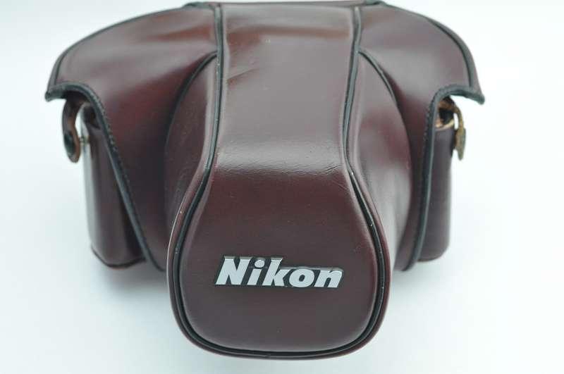 Bereitschaftstasche - CF-20 für Nikon F3HP - guter Zustand