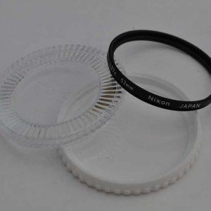 Nikon UV Filter 52mm L37C ohne Kratzer Zustand A/A+ Schutz für Frontlinse